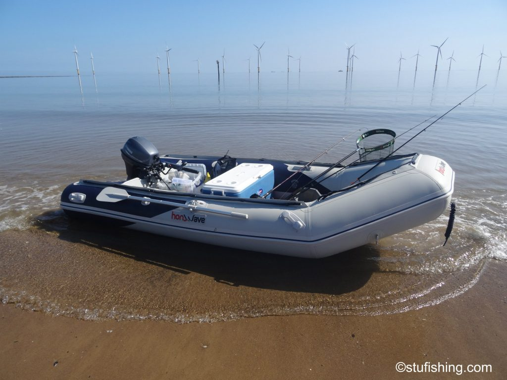Sea Fishing Session at Redcar - South Gare 4