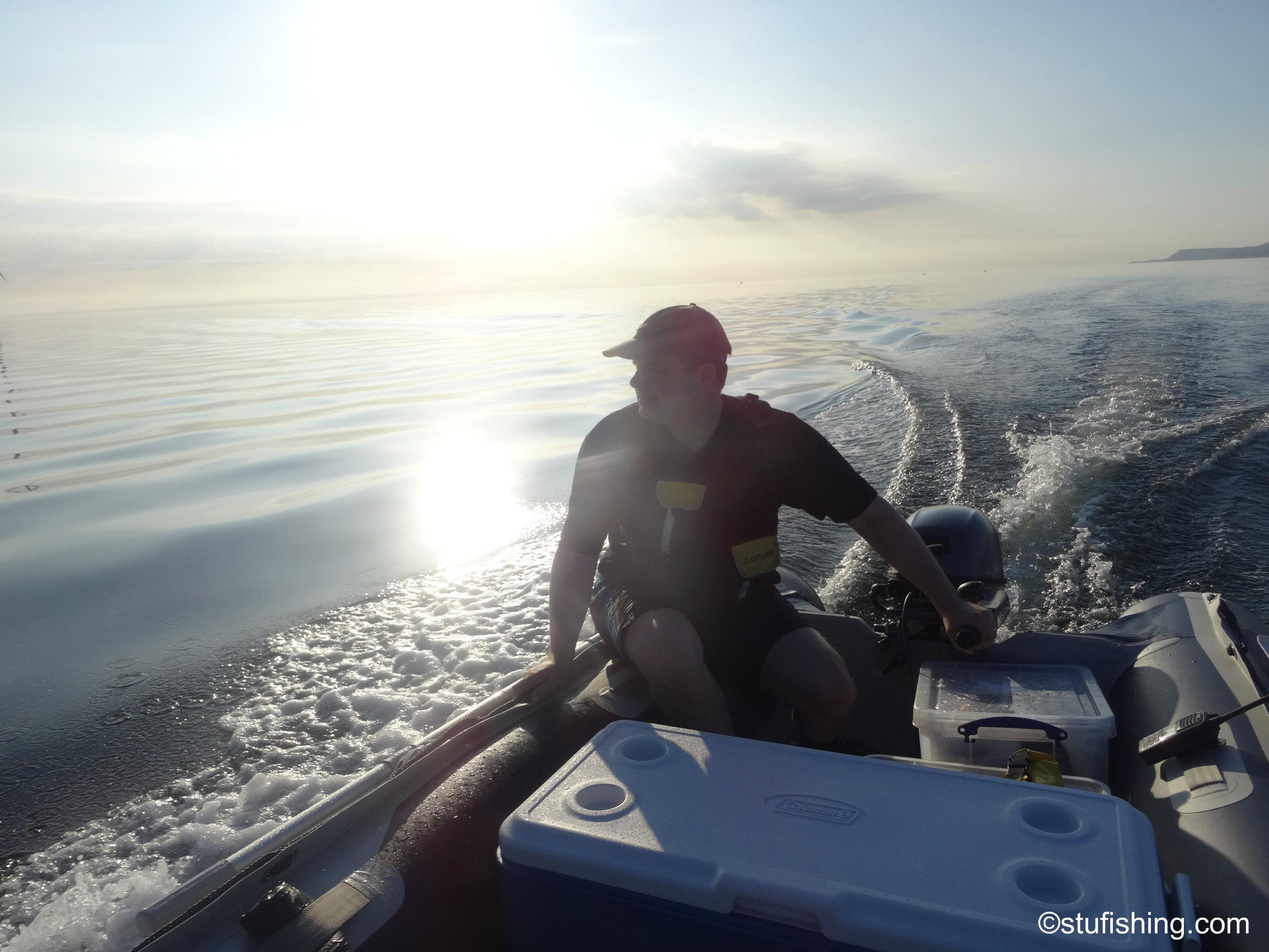 A Sea Fishing Session at Redcar – Bass Fishing