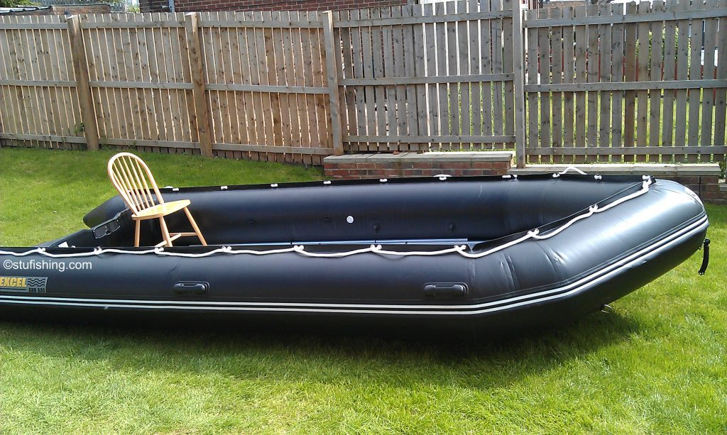 Excel Inflatable Boat - 535 XHD best view