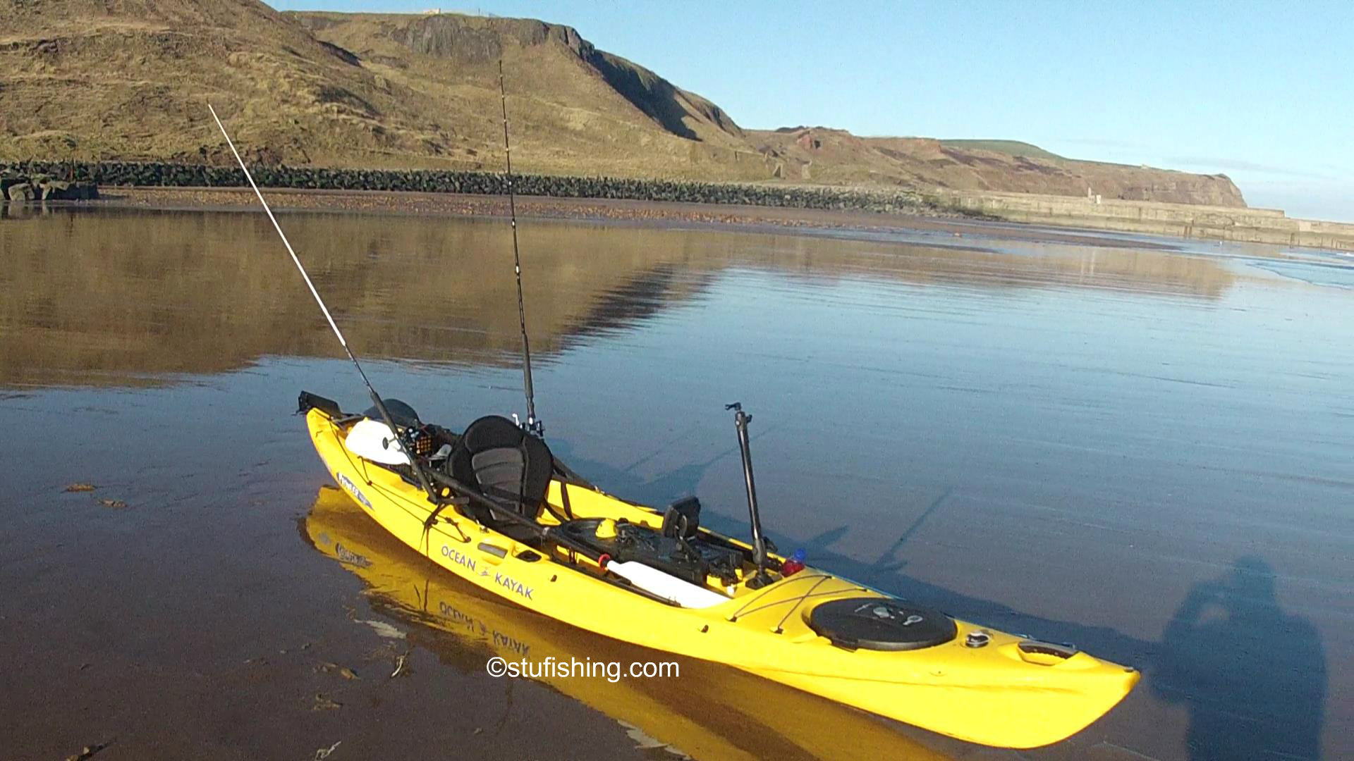 Ocean Kayak Prowler Ultra 4.3 Fishing Kayak