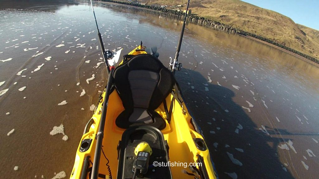 Ocean Kayak Prowler Ultra 4.3 Fishing Kayak seating
