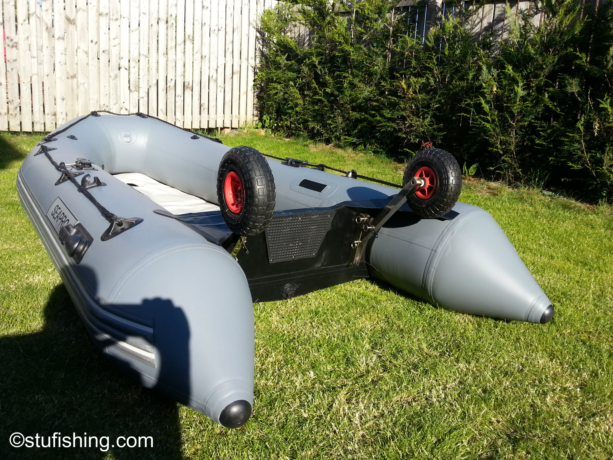 Inflatable Boat Launch Wheels – Which is Better