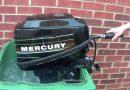 Mercury 9.9HP 2 stroke Outboard Motor