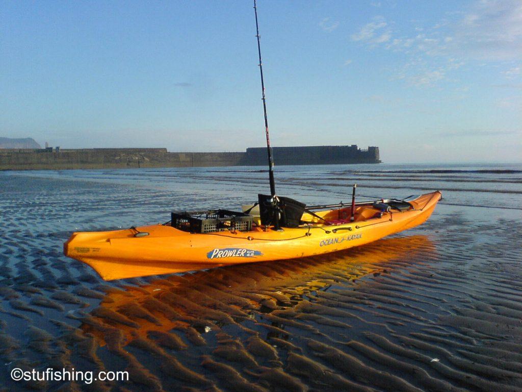 Ocean kayak prowler elite 4 5 fishing kayak stufishing for Ocean kayak fishing
