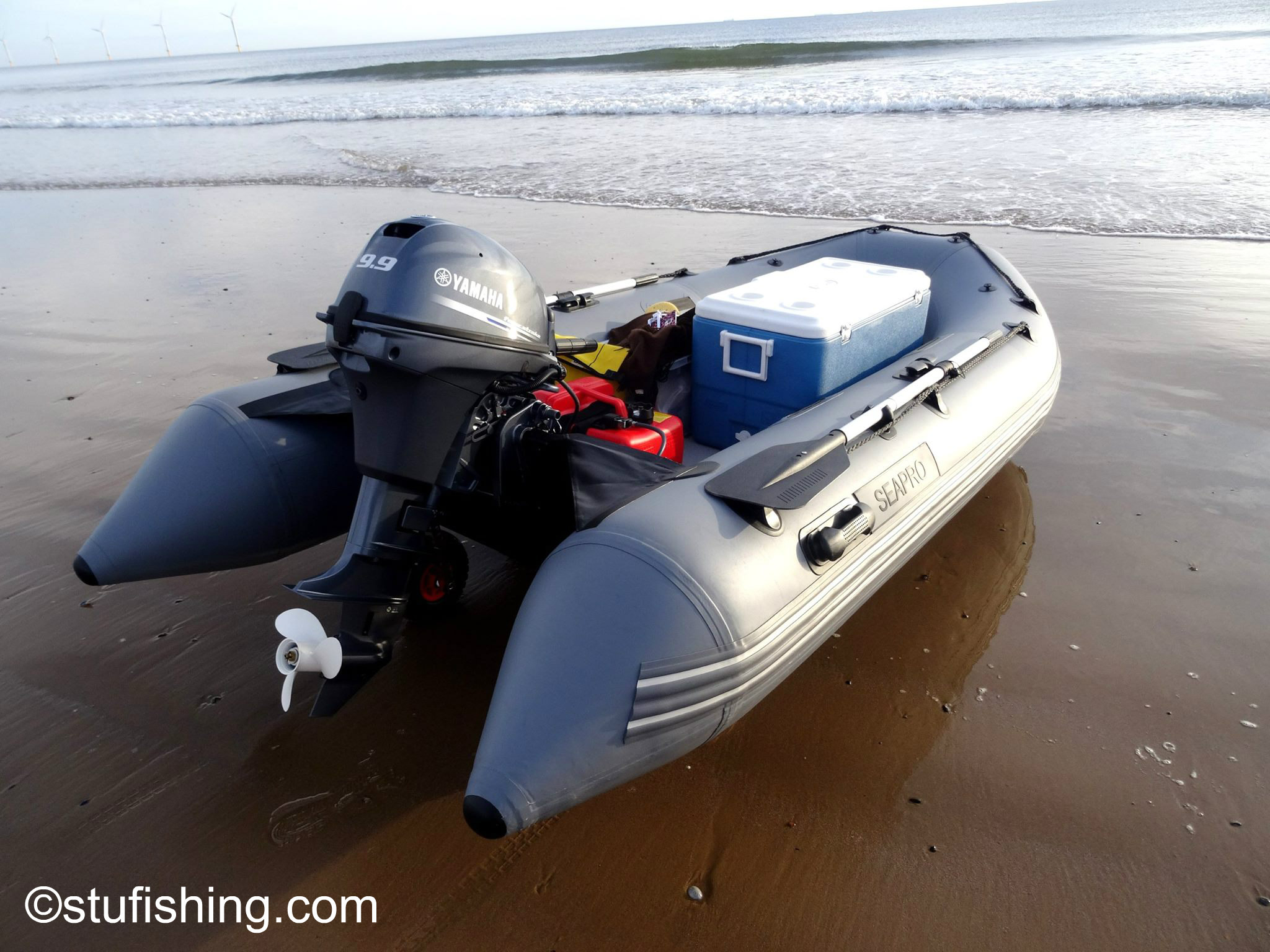 The Seapro 340 Inflatable Boat – Another Great Boat