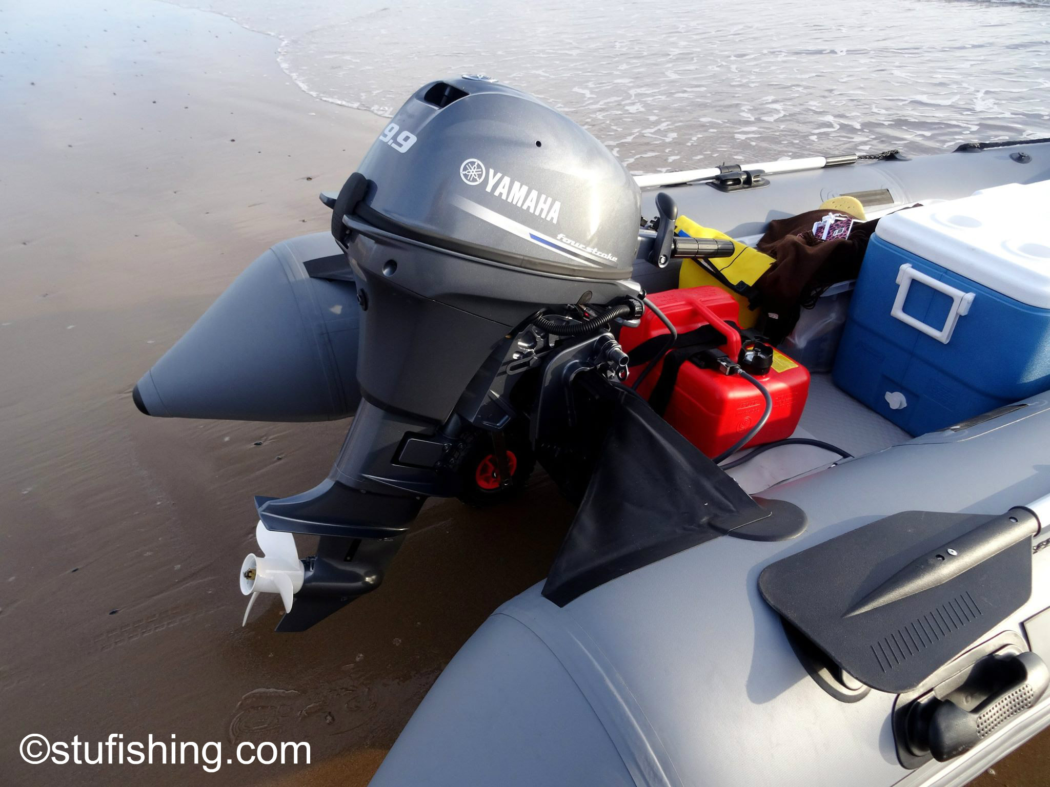 Yamaha 9.9 – The Yamaha 9.9 4 Stroke Outboard Motor