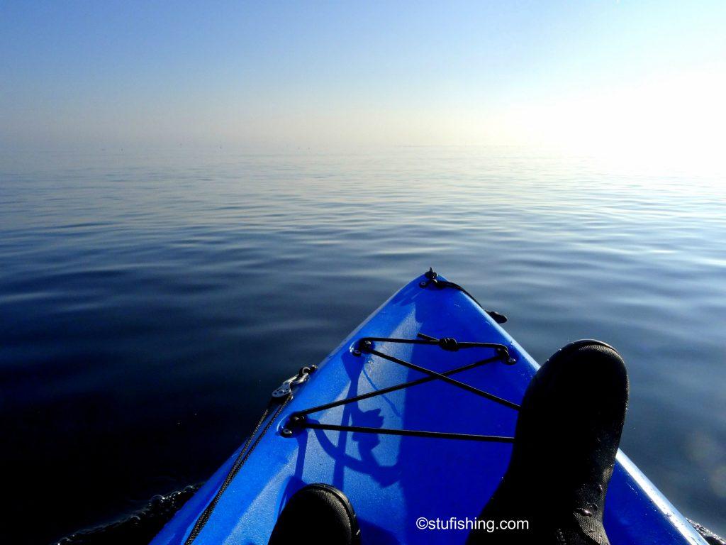 Ocean Kayak Malibu 2XL Fishing Kayak on the water