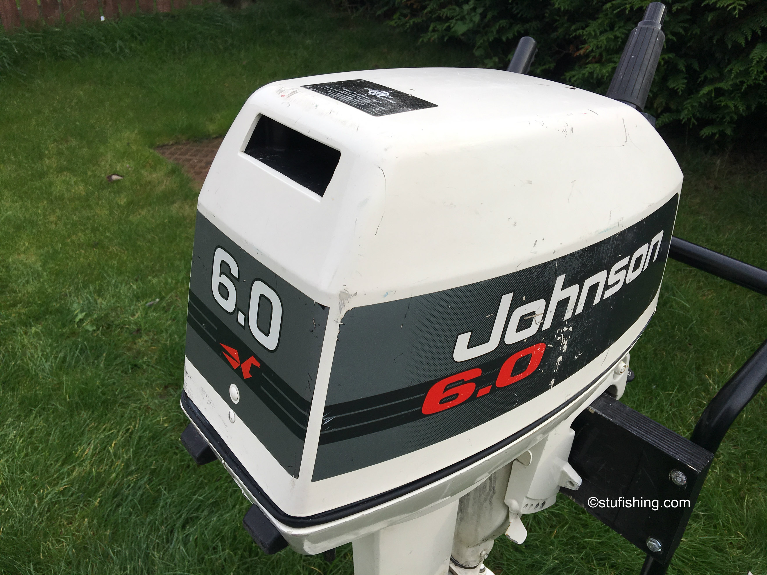 Johnson Outboard Motor 6hp 2 Stroke