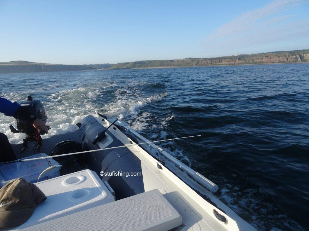 Skinningrove Boat Fishing Session